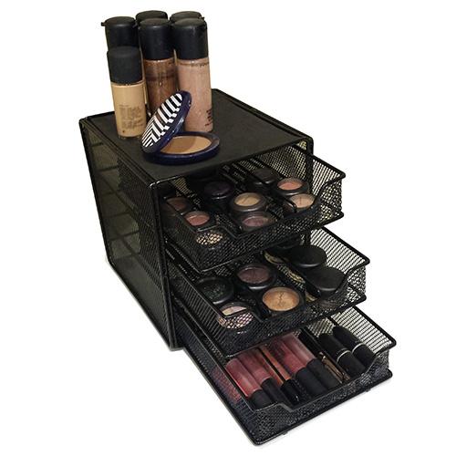 OnDisplay 3 Tier Steel Cosmetic/Makeup Organizer at Sears.com