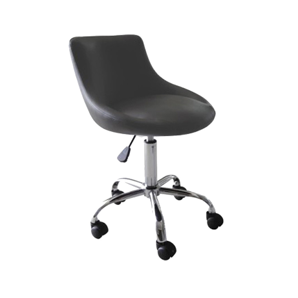 Rolling Adjustable Swivel Stool Chair W Wheels Massage