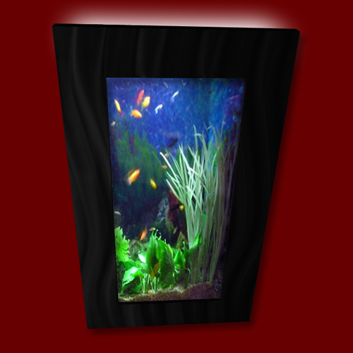 ... Details About New Betta Fish Tank 3d Design Backgrounds Fu Nky Kid Fun
