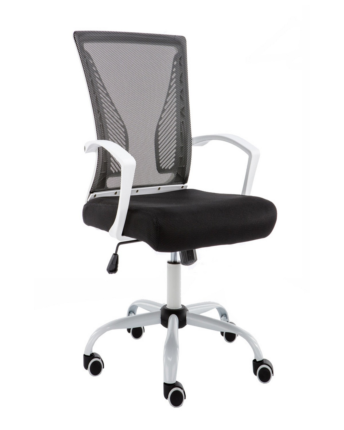 details about new zuna office desk chair mid back mesh task chair