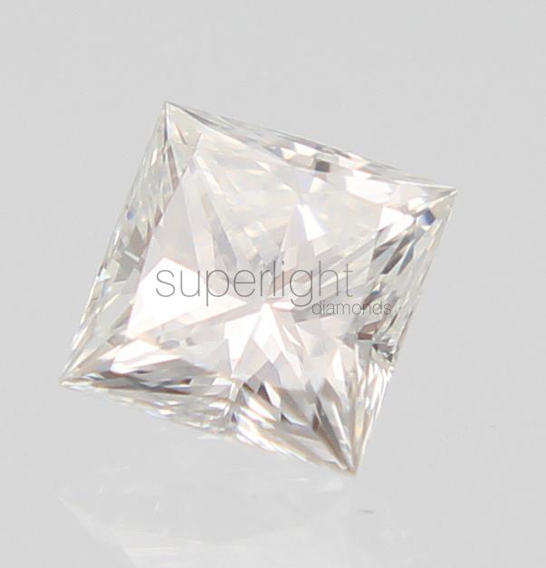 Бриллиант 0,25 карат, цвет e, чистота vs2 по шкале gia - ателье драгоценных камней joyaux жуаё
