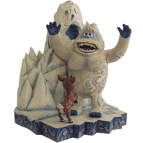 Rudolph and Bumbles Lawn Dec http://www.ebay.com/itm/Jim-Shore-RUDOLPH-BUMBLE-Figurine-4013872-/390366706378