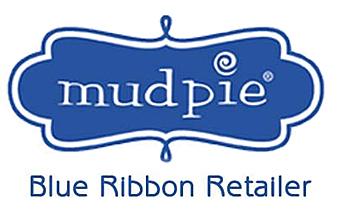 Mud Pie Blue Ribbon Dealer