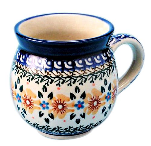 5YG35ouN6Ieq5ouNIOS6muW3nuS4kWMug==_new polish pottery ladies bubble mug boleslawiec