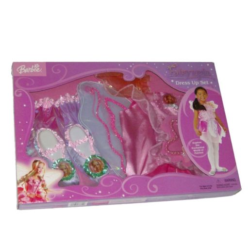 Barbie Fairytopia Dress Up Set Pretty Fairy Princess Costume at Sears.com