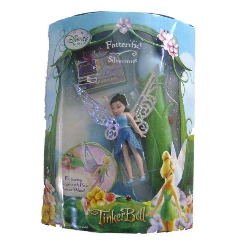 Disney Fairies Flitterific Silvermist Doll with Fluttering Fairy Wings at Sears.com