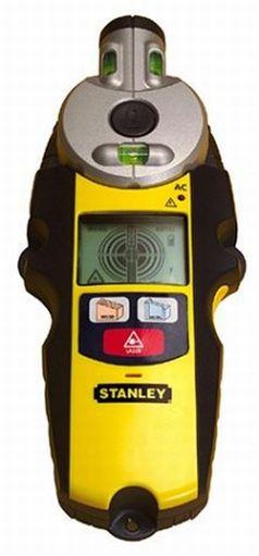 Stanley IntelliLaser Laser Line Level & Stud Finder Tool at Sears.com