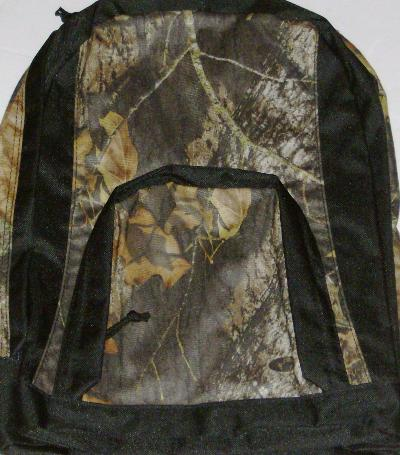 Camo Back Packs & Shoulder Bags