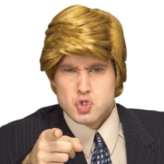 Mens Billionaire Wig Donald Trump Hair Piece | eBay