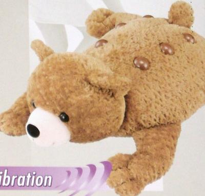 Animal Shaped Massager Bear Massage Pillow Cushion