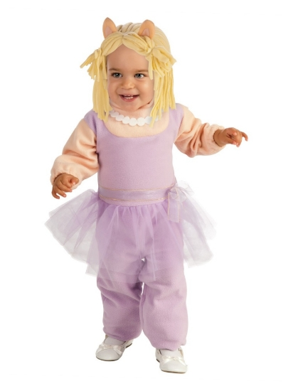 The Muppets The Muppets Toddler Girls Miss Piggy Costume