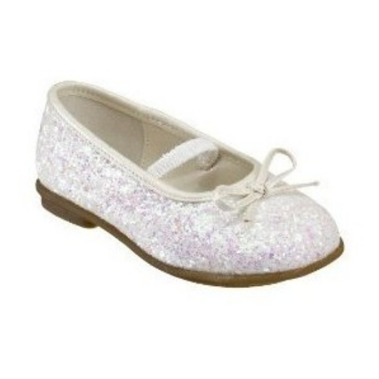 circo toddler white glitter dress shoes jalisa