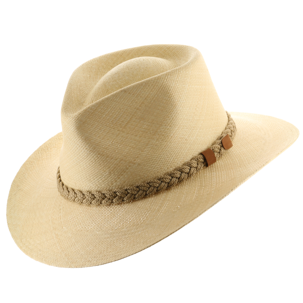 Ultrafino Authentic Aficionado Straw Panama Hat