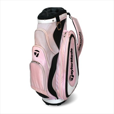 TaylorMade San Marino Golf Cart Bag Pink.