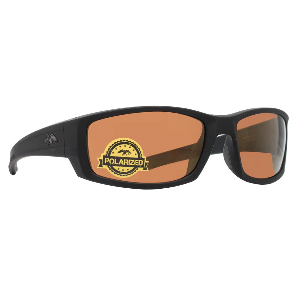 Duck commander duck dynasty men 39 s polarized hunting for Fishing sunglasses brands