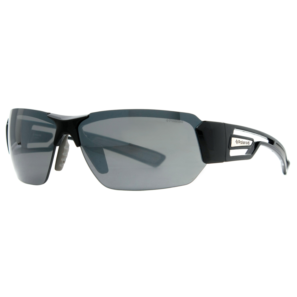 03688b2d56 Polaroid 7422 s Men s Polarized Sports Sunglasses w  Interchangeable Lenses