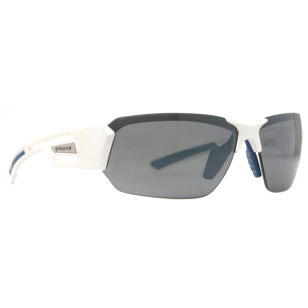 mens sport glasses  Polaroid Men\u0026#039;s Polarized Sport Sunglasses