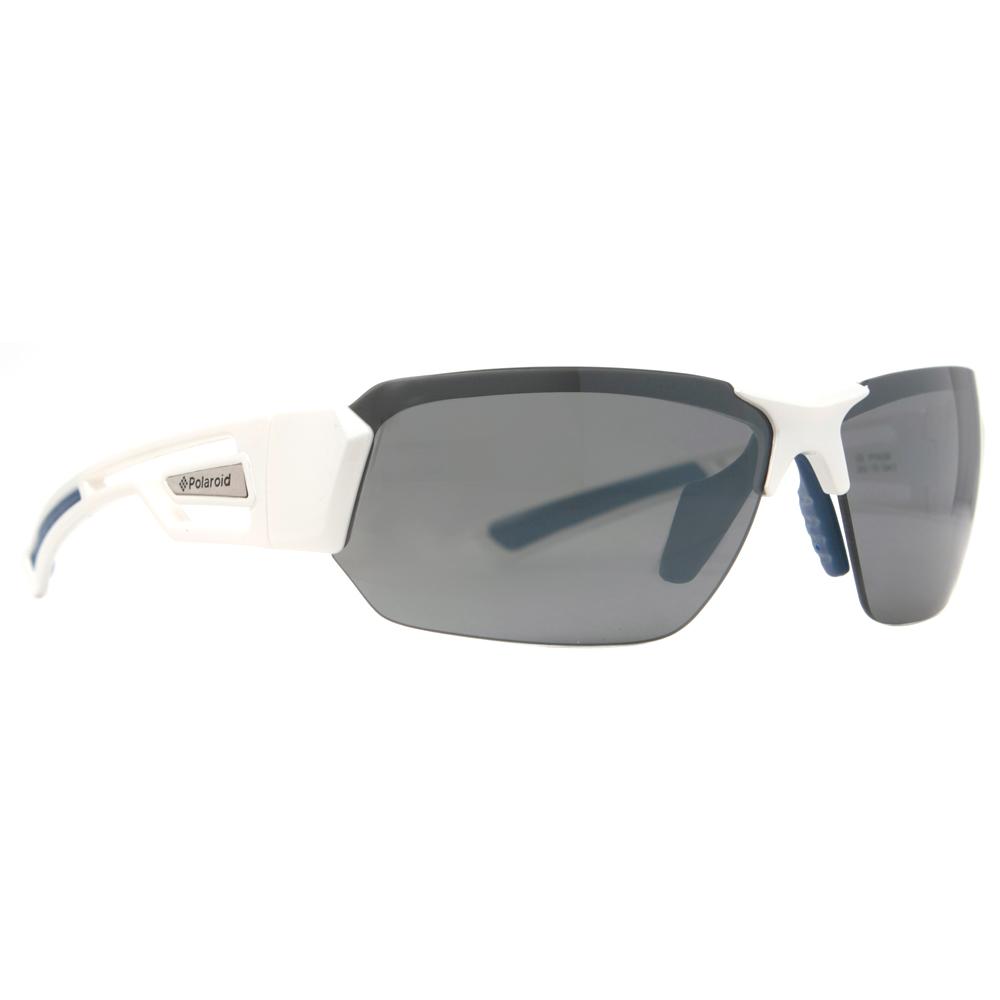 mens sport glasses  Polaroid Men\u0026#039;s Polarized Sport Sunglasses