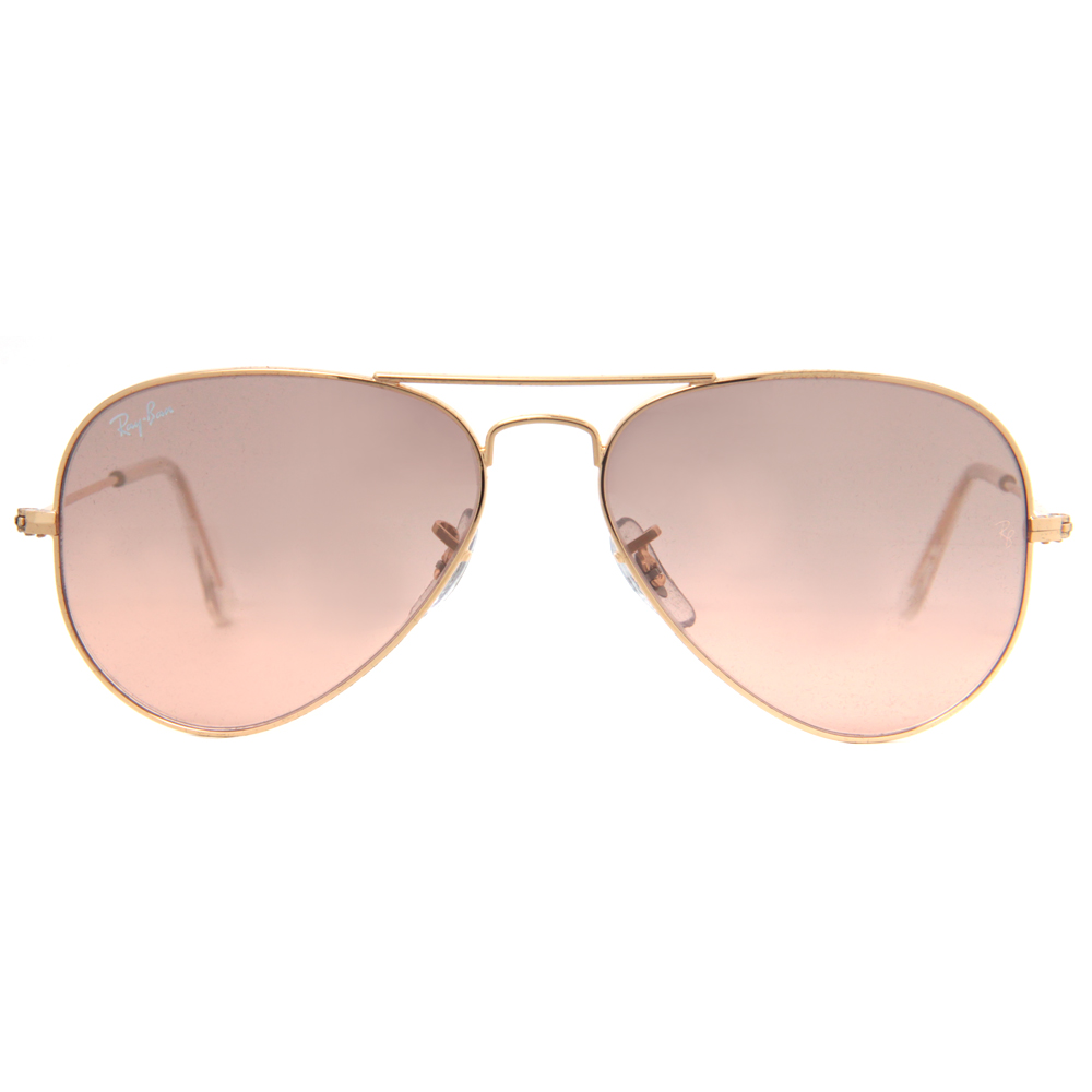 ray ban unisex aviator sunglasses  ray ban rb 3025 mirrored flash lens unisex