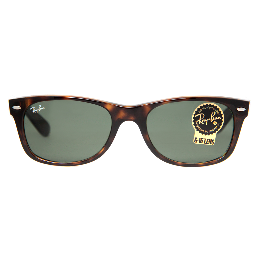 ray ban sunglasses classic  Ray Ban RB 2132 Classic New Wayfarer Unisex Sunglasses