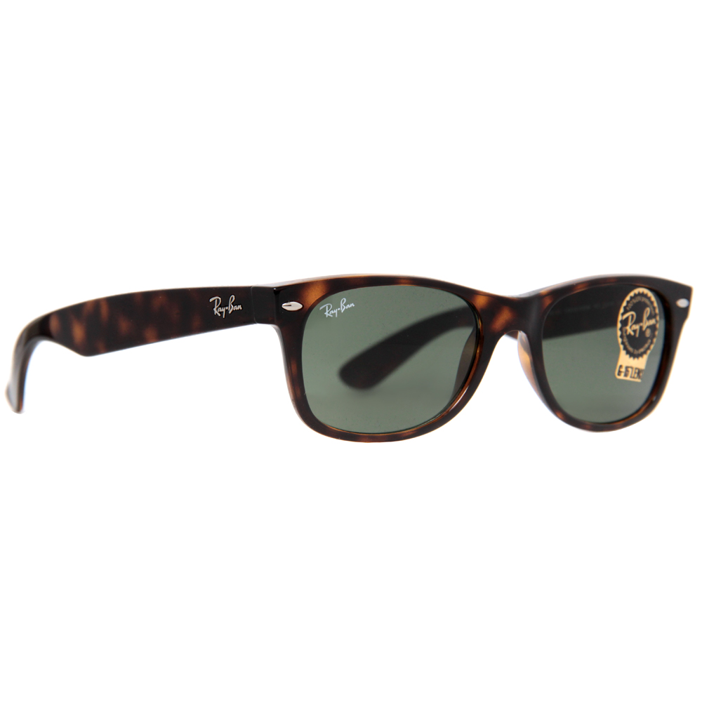 ray ban rb 2132 classic new wayfarer unisex sunglasses ebay. Black Bedroom Furniture Sets. Home Design Ideas
