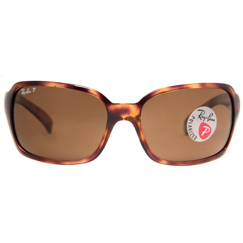 Ray ban wrap sunglasses 4068 polarized for Lunettes de soleil ray ban aviator miroir