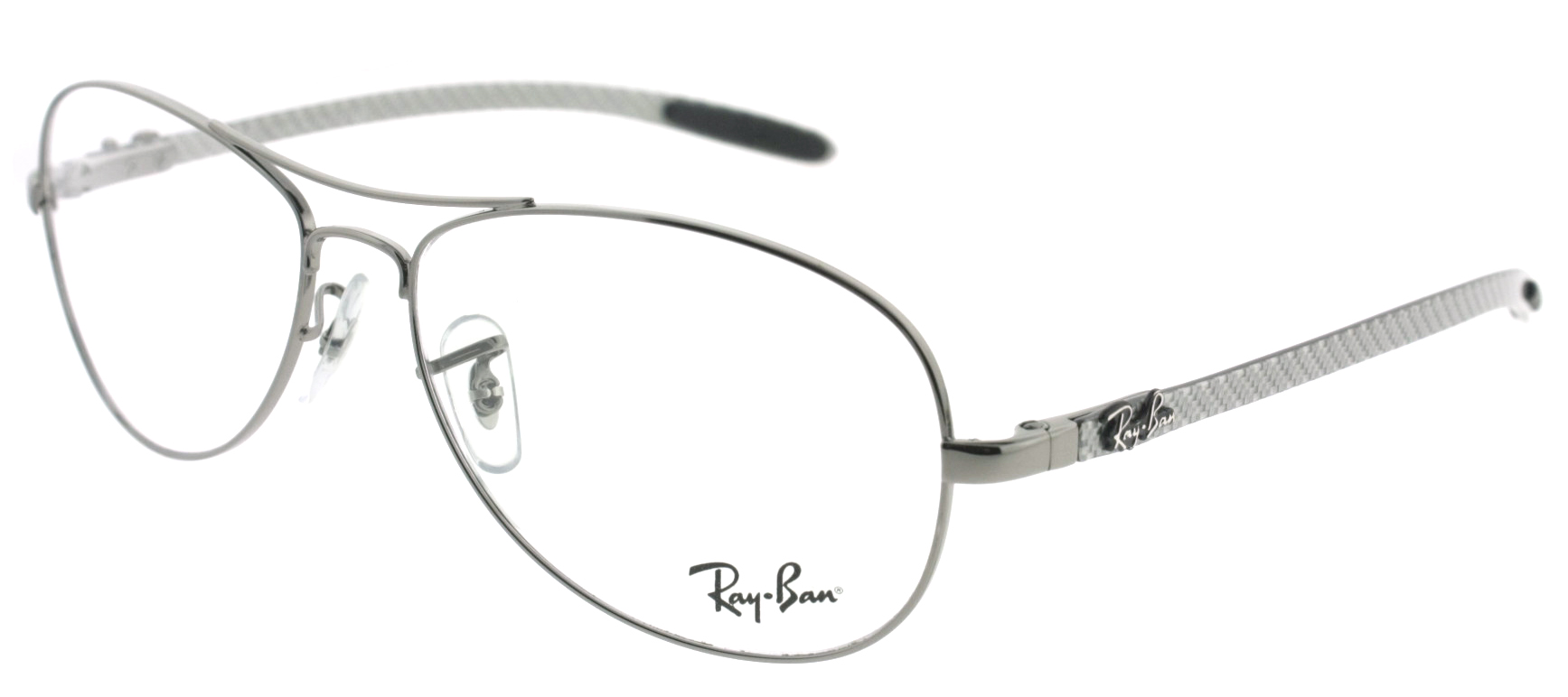 aviator frame eyeglasses  rb8403 aviator