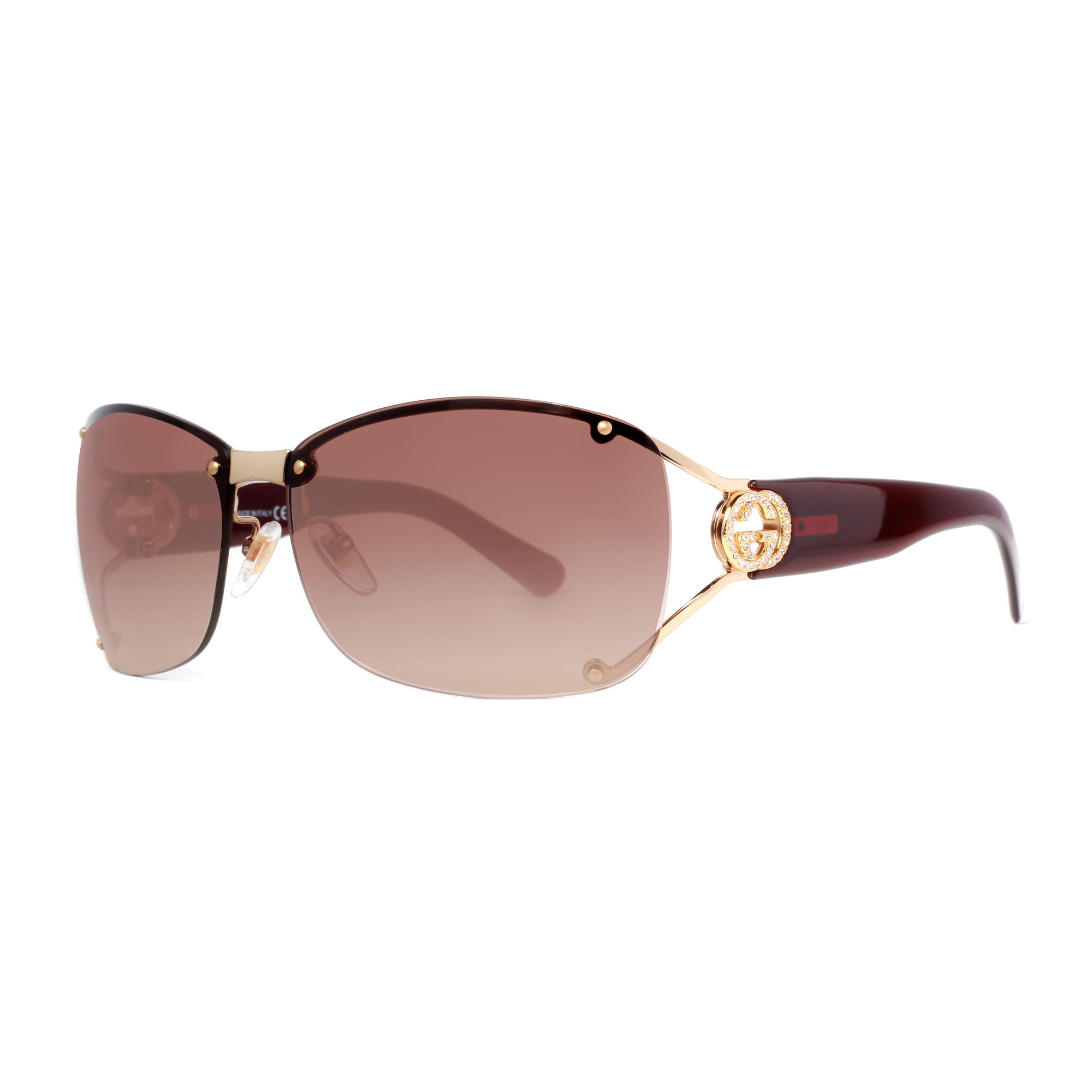 gafas de sol mujer sin montura