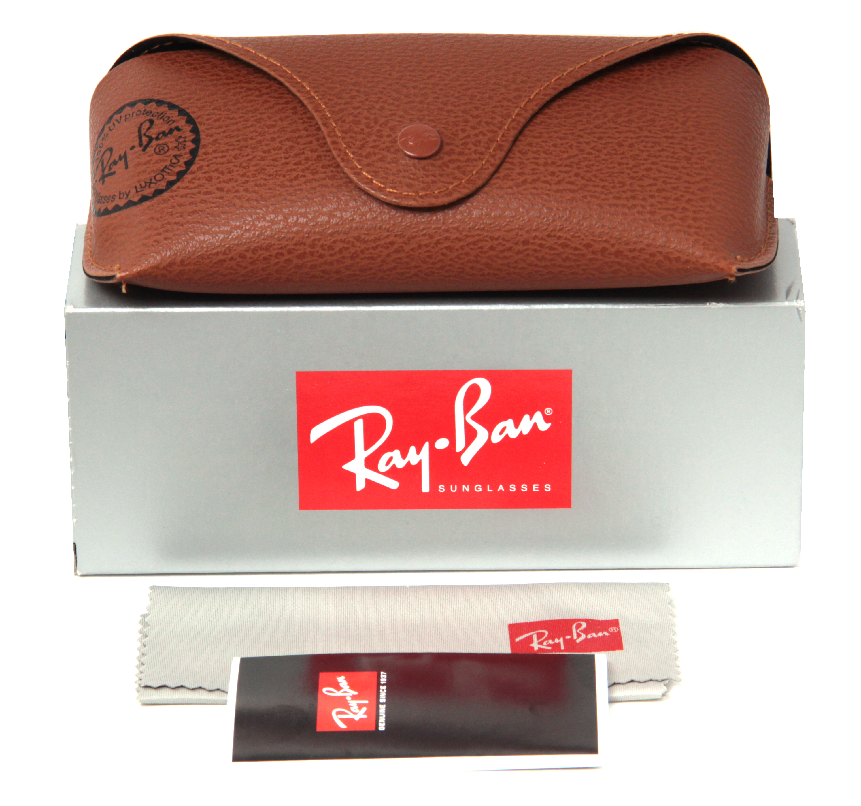 Ray Ban RB 3507 139/85 51mm Aluminum Bronze/Brown Gradient Clubmaster Sunglasses