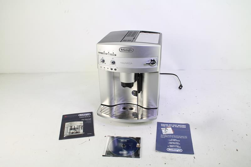 Delonghi Coffee Maker Broken : DeLonghi ESAM3300 Magnifica Super-Automatic Espresso/Coffee Machine with Frother eBay