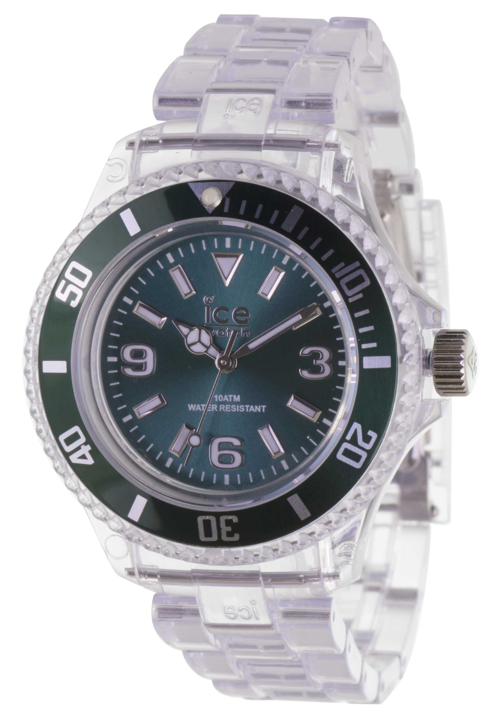 Ice Watch Ice-Pure Plastic Watch
