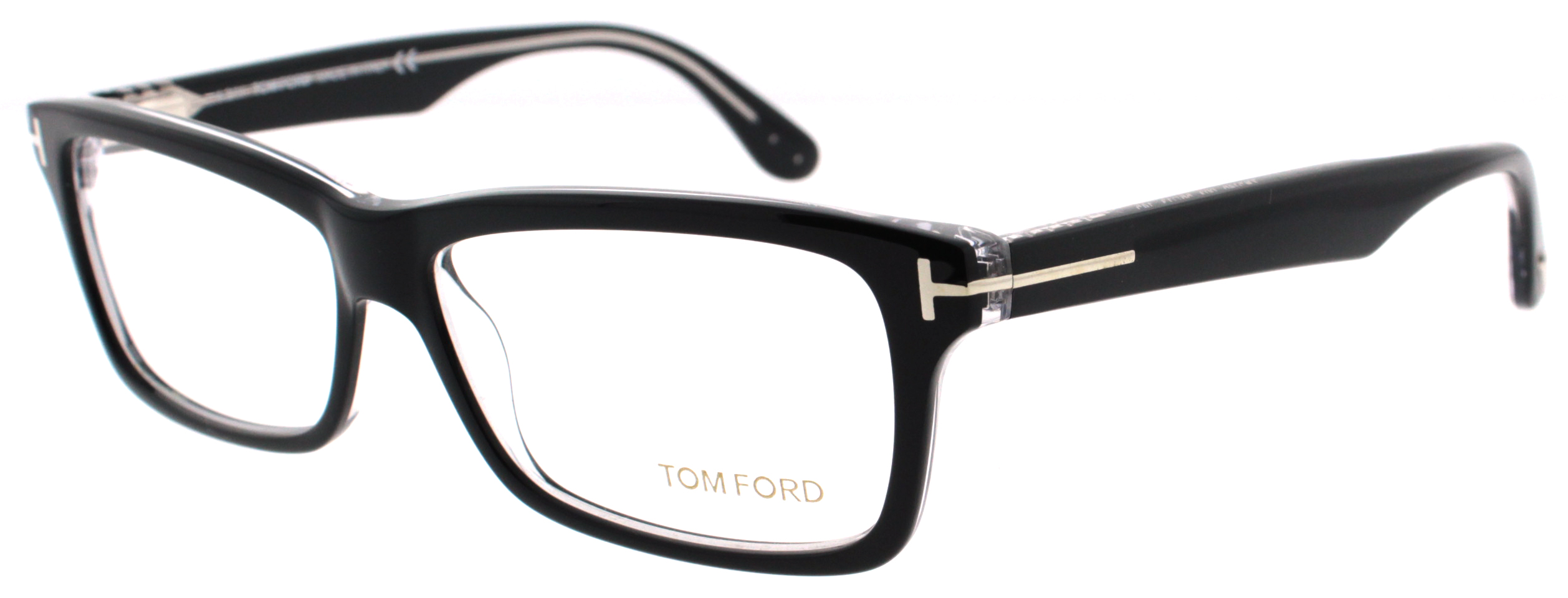 image is loading tom ford tf 5146 v 003 56mm wide authentic black crystal