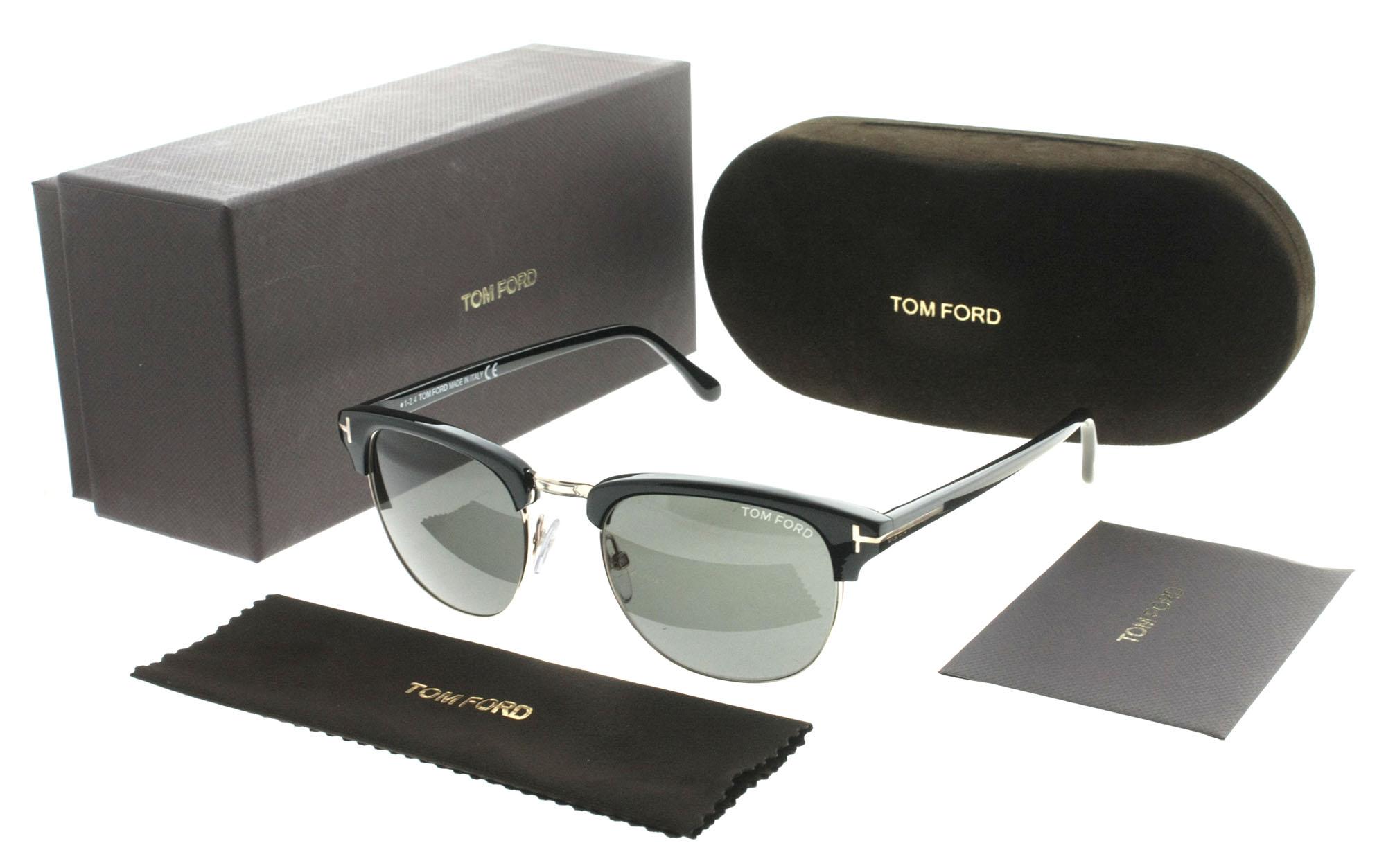 tom ford henry tf 248 05n gold black men 39 s vintage. Black Bedroom Furniture Sets. Home Design Ideas
