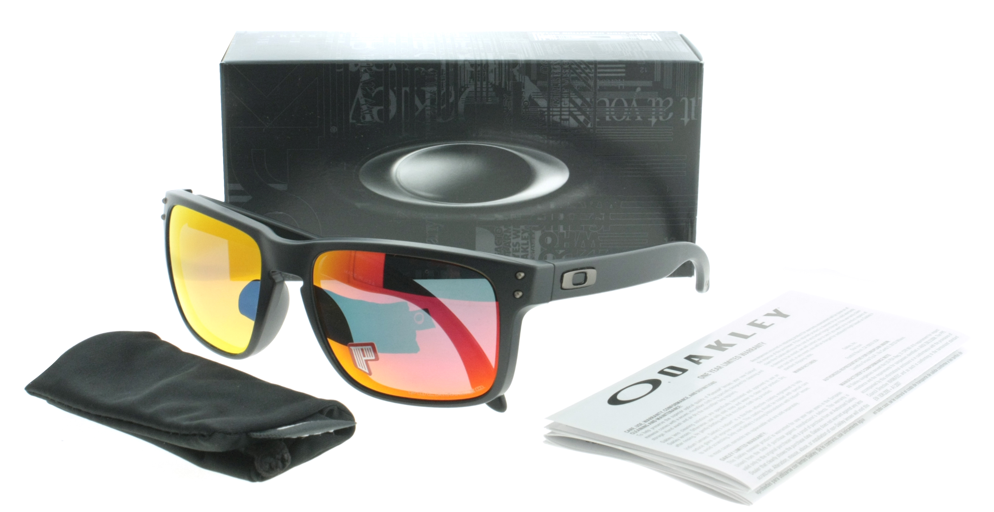 Black Oakley Sunglasses