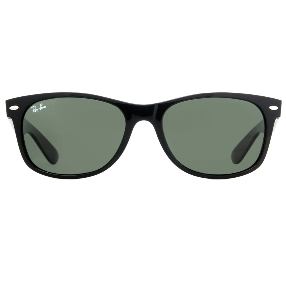 ray ban clubmaster classic tortoise  Ray Ban RB 2132 Classic New Wayfarer Unisex Sunglasses