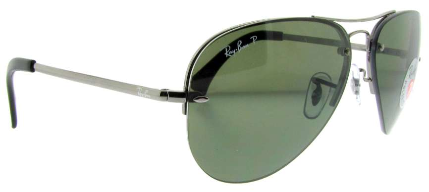 ray ban luxottica polarized  ray ban rb 3449 004 9a