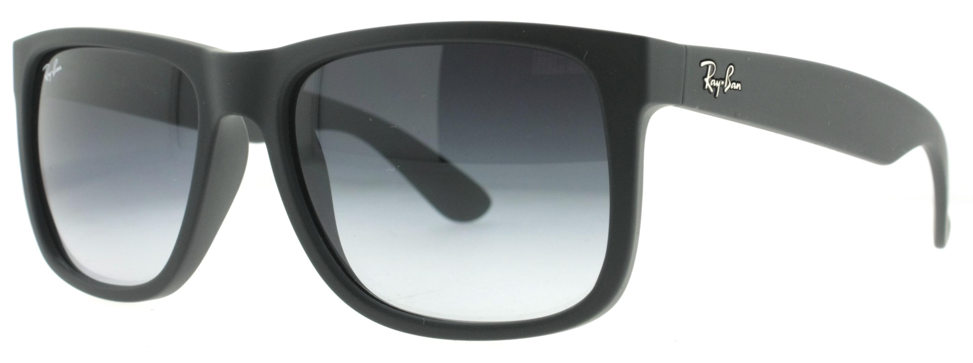 ray sunglasses  ray ban rb 4165 justin
