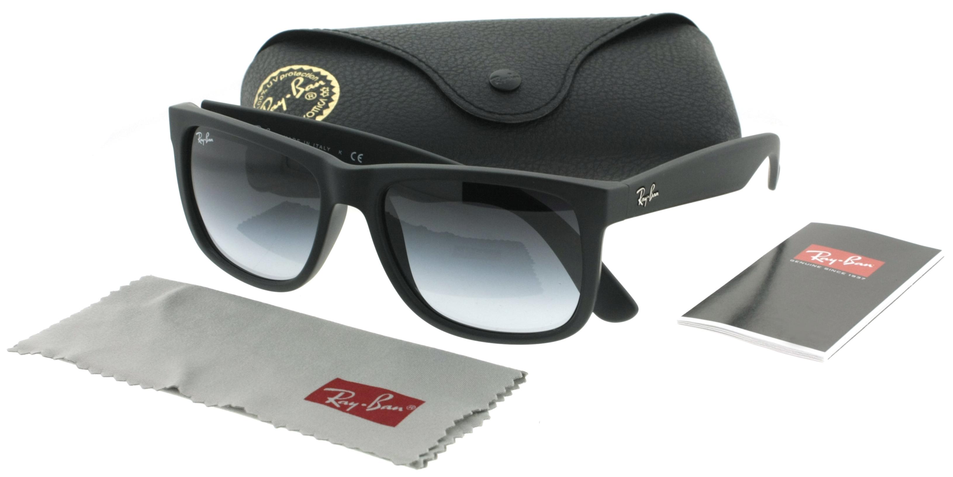 ray ban sunglasses  ray ban rb 4165 justin