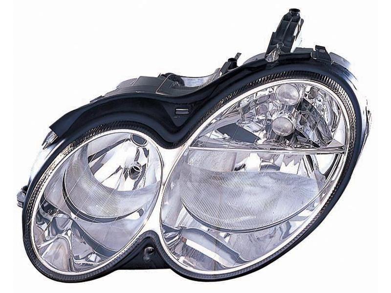 Mercedes benz clk 320 430 500 55 c209 03 04 05 halogen for Mercedes benz light bulb replacement