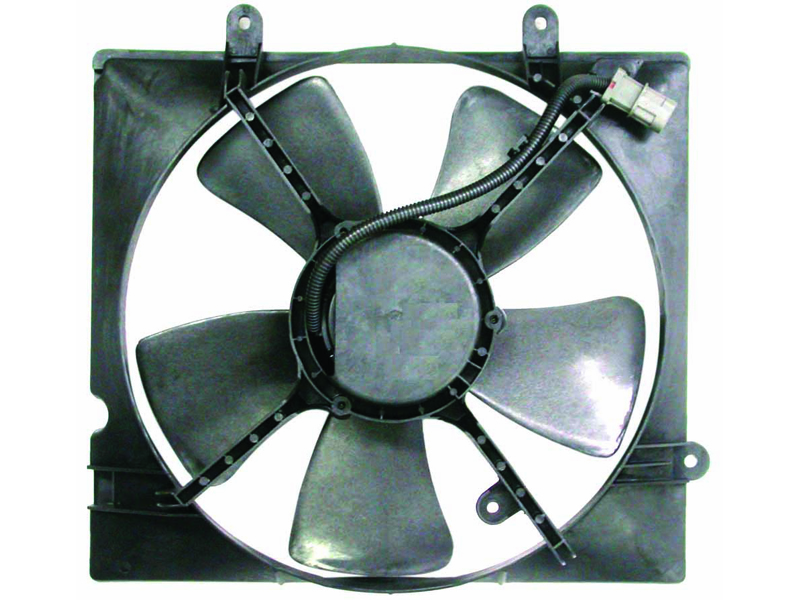 02 Cool Fan : Fits kia sedona  radiator cooling fan
