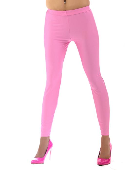 White Spandex Shorts - Baby Pink Tights Leggins Main