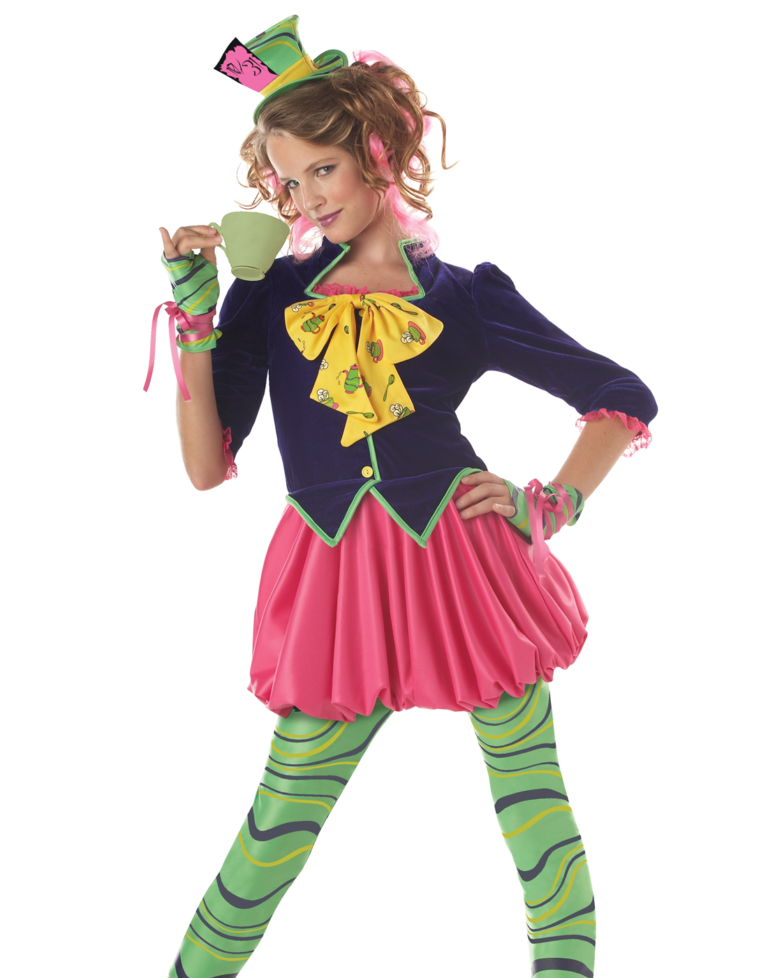 Alice In Wonderland Halloween Costumes Tween | tween alice ...