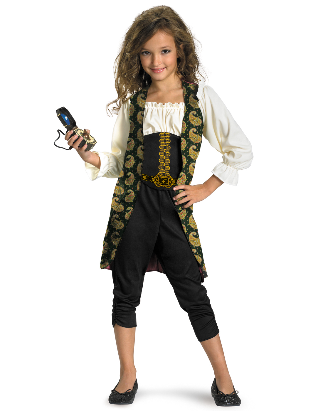 Angelica pirate costume