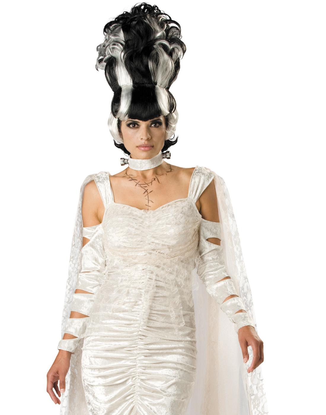 Monster Bride Of Frankenstein Horror Classics Women Fancy ...