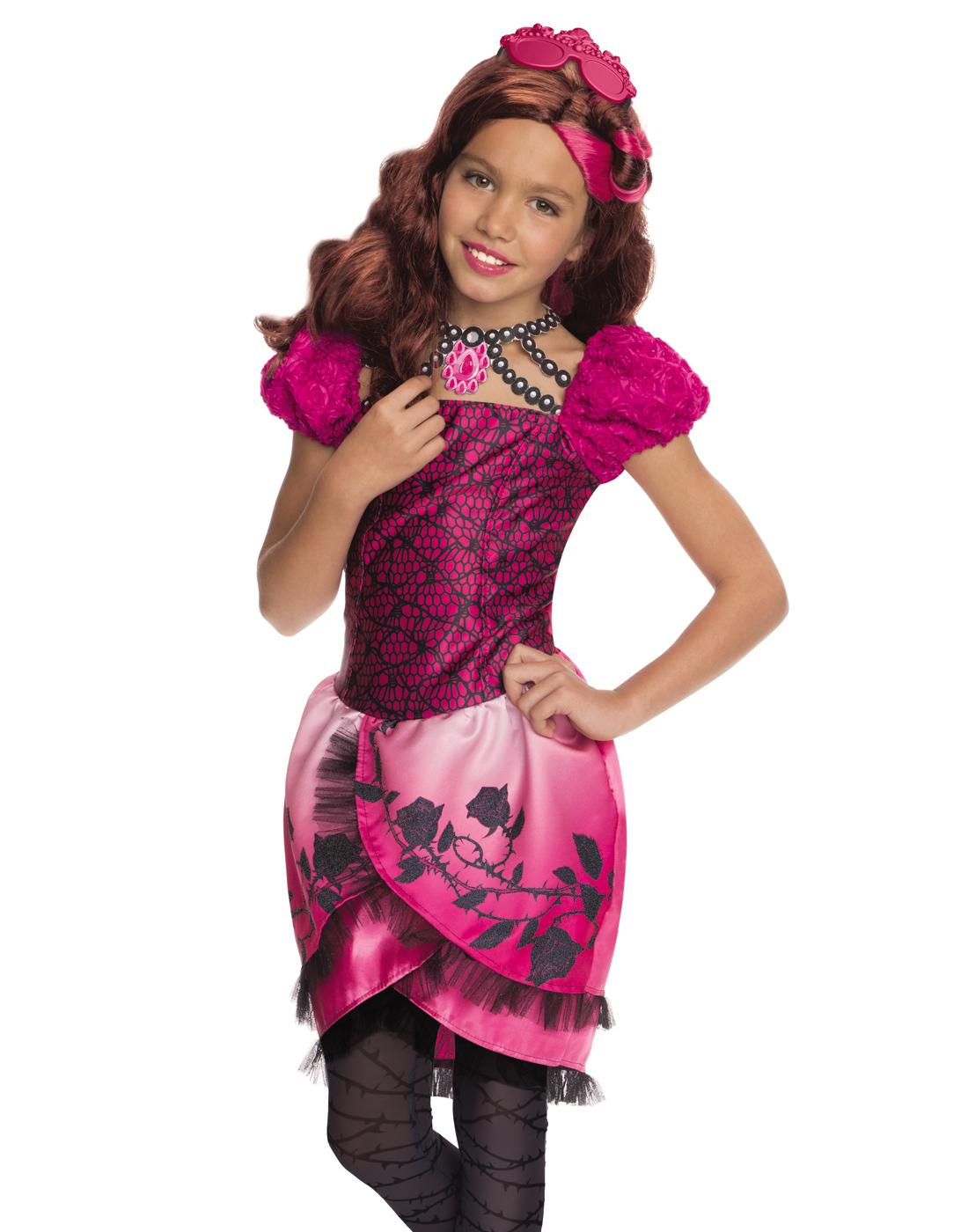 Rubie's Costume Co Ever After High Briar Beauty Girls Sleeping Beauty Princess Halloween Costume at Sears.com