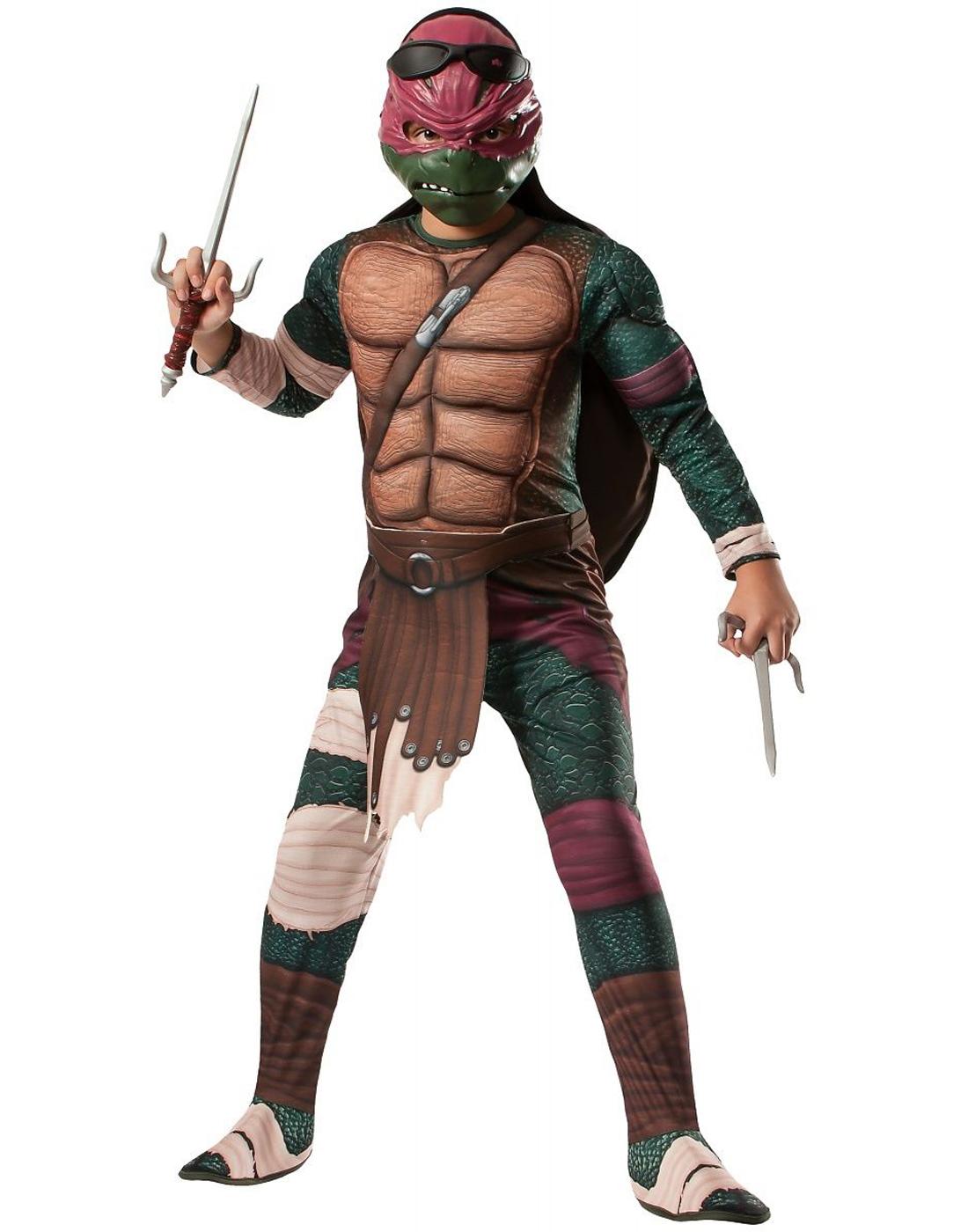 Rubie's Costume Co Teenage Mutant Ninja Turtles Raphael Boys Kids Child Halloween Costume S-L at Sears.com