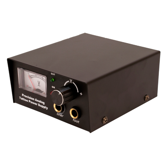 TPS-MP20-BLK