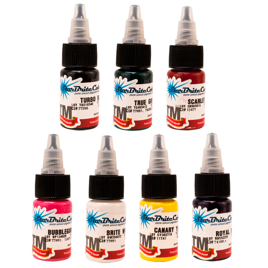 INK-BBC-BB-1/2OZ INK-BBC-SBY-1/2OZ INK-BBC-SR-1/2OZ