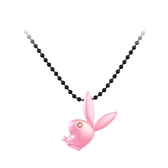 real playboy necklace