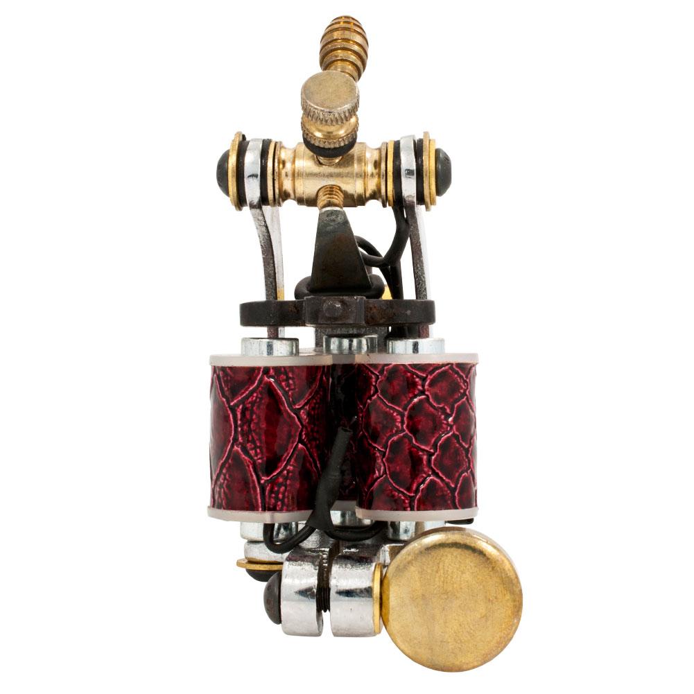 triple coil tattoo machine cast iron liner shader h7 ebay. Black Bedroom Furniture Sets. Home Design Ideas